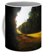 A Warm Michigan Sunrise Coffee Mug