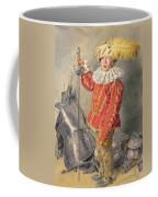 A Warrior Bold Coffee Mug