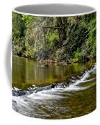 A Waterfalls Beginning Coffee Mug