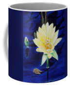 A Waterlily Coffee Mug