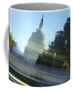 A Watery Capitol Coffee Mug