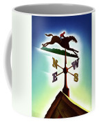 A Weather Vane Coffee Mug