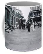 A Wedding In Jackson Square Coffee Mug