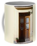 A Welcoming Door Coffee Mug