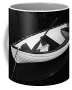 A White Rowboat Coffee Mug