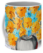 A Whole Bunch Of Daisies Selective Color II Coffee Mug