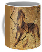 A Wild Horse - Wal Art Coffee Mug