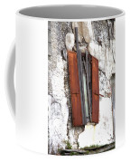 A Window No More Coffee Mug