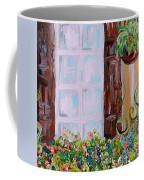 A Window View Coffee Mug
