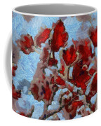A Winter Eden Coffee Mug