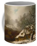 A Winter Landscape Coffee Mug