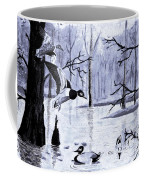 A Winter Reunion Coffee Mug