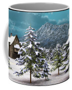 A Winter Scene... Coffee Mug