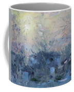 A Winter Sunrise Coffee Mug