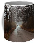 A Winter Walk Coffee Mug