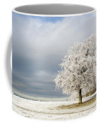 A Winter's Morning Coffee Mug by Anne Gilbert