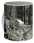 A Winter's Trail Coffee Mug