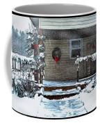 A Wisconsin Christmas Coffee Mug