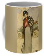 A Woman Driver Coffee Mug