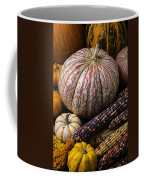 A Wonderful Autumn Harvest Coffee Mug