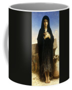 A Young Fellah Girl Coffee Mug by William Adolphe Bouguereau