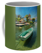 A Yvoire - France Coffee Mug