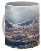 A1 Highway Croatia Velebit Mountain Road Coffee Mug