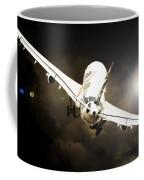 A340 Takeoff Coffee Mug
