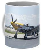 A7k Taxiing Coffee Mug