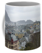 Aalesund From Above Coffee Mug