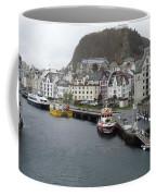 Aalesund Waterways Coffee Mug