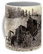 Abandon Montana Mine Coffee Mug