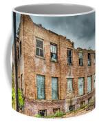Abandoned Brick Building Coffee Mug