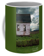 Abandoned Building In A Storm Coffee Mug