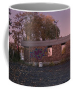 Abandoned Building In France Coffee Mug