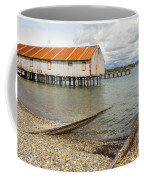 Abandoned Cannery Coffee Mug