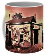 Abandoned Cape Breton House Coffee Mug by John Malone