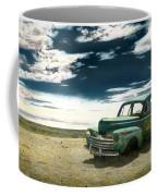 Abandoned Car Coffee Mug