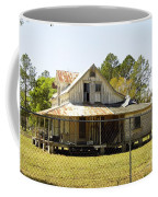 Old Abandoned Cracker Home Coffee Mug