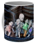 Abandoned Dolls Coffee Mug