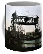 Abandoned Eagle Ave Bridge Coffee Mug