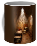 Abandoned - Eastern State Penitentiary - Life Sentence Coffee Mug by Mike Savad