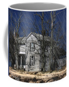 Abandoned Except For Ghosts Coffee Mug