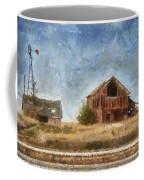 Abandoned Farm 01 Photo Art Coffee Mug