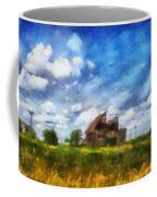 Abandoned Farm 03 Photo Art Coffee Mug