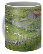 Abandoned Farm Building Coffee Mug
