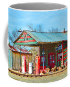 Abandoned Gas Station Coffee Mug