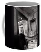 Abandoned Homestead Series Decay 2 Coffee Mug