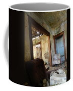 Abandoned Homestead Series Decay Coffee Mug