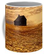 Abandoned Homestead Series Golden Sunset Coffee Mug